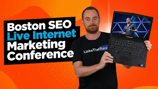 Matthew Woodward Boston SEO Live Conference