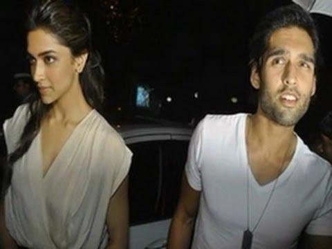 Deepika Padukone AVOIDS ex-boyfriend Siddharth Mallya