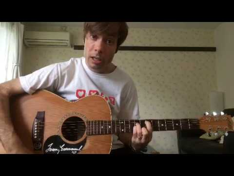 """This is amazing grace"" Phil Wickham - Acoustic tutorial"
