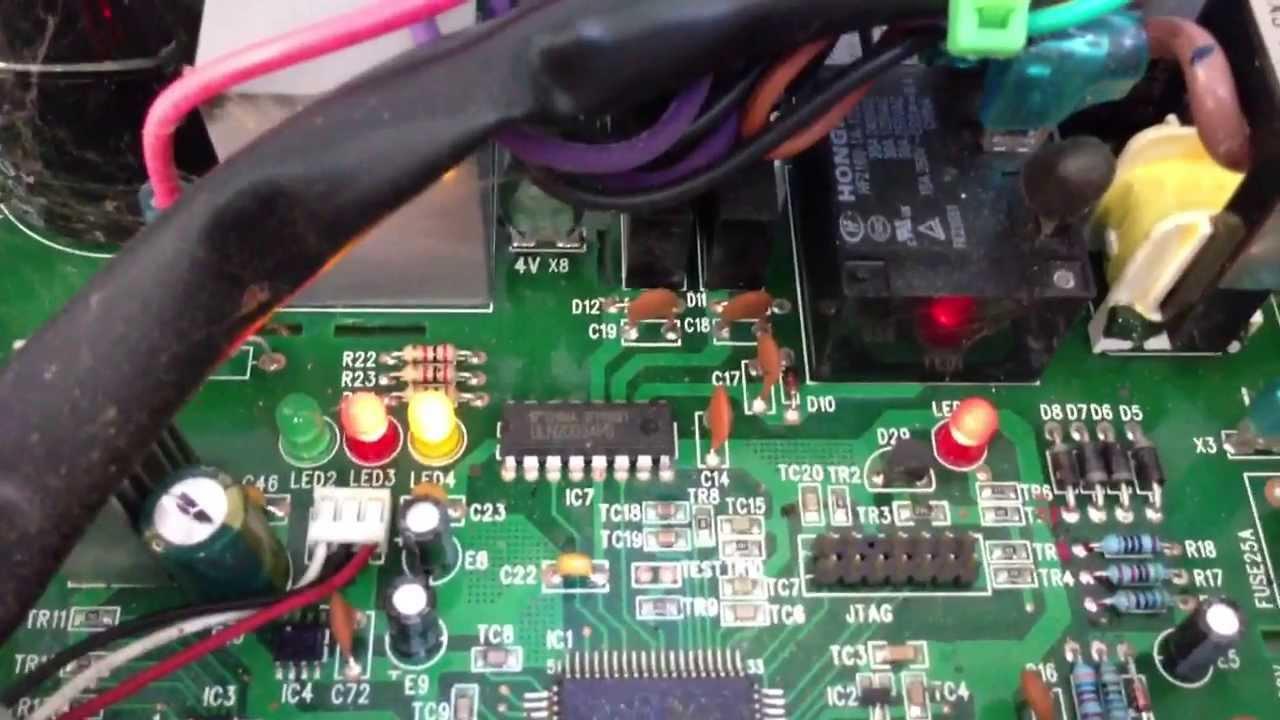 Comfortstar Mini Split E5 Error Code Youtube