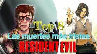 Top 8: Las muertes más tristes de Resident Evil