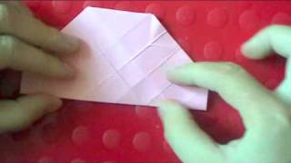 Easy Origami Kawasaki Rose (part 1 Of 2)