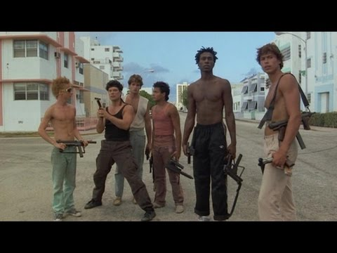 Band Of The Hand 1986 Movie -  Stephen Lang, Michael Carmine, Lauren Holly