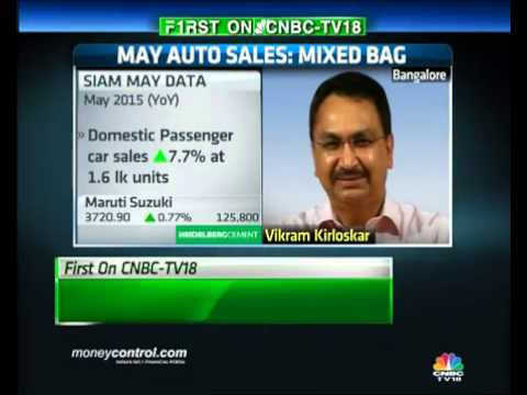 Don't expect double digit growth in car sales this yr: SIAM - Bazaar
