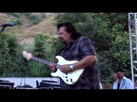 Coco Montoya Live at the 2010 Irvine Lake Blues Festival #2