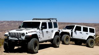 zr2 vs jeep rubicon, trd pro and fords: what is the best offroad vehicle. Season 1 episode 3