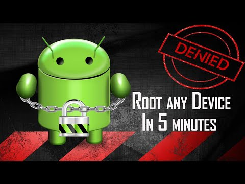 2016  One Click Root Any Android Device in 5 Minutes (Without PC)