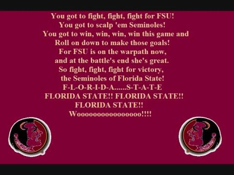 Florida State 'Noles Fight Song