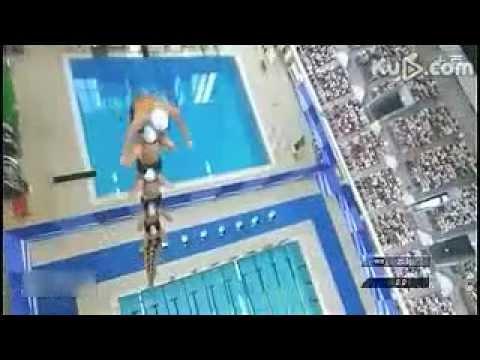 Piscinas - Record de 50 metros a estilo inventado