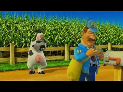Рога и копыта (2006) - Трейлер мультфильма