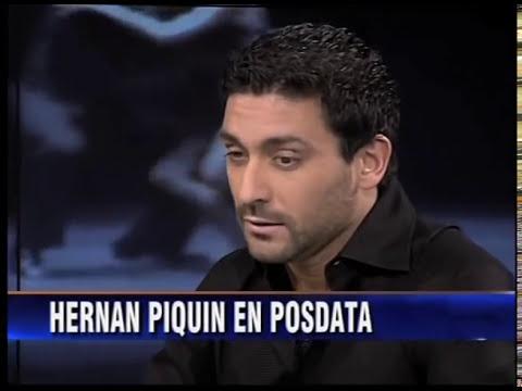 Hernan Piquin: Entrevista por Gonzalez oro en