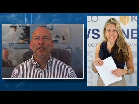 "Higher Yields Bullish For Gold? - ""Technically Speaking"" w/Jim Wyckoff"