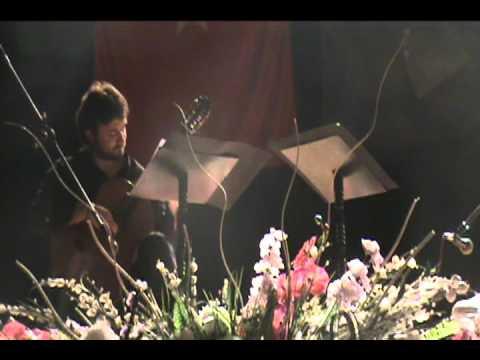 Antonio Mascolo-live in Turkey-may 2012