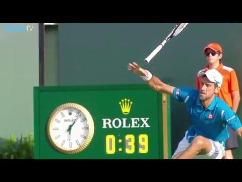 2016 Miami Open: Sunday Highlights ft. Djokovic, Berdych & Ferrer