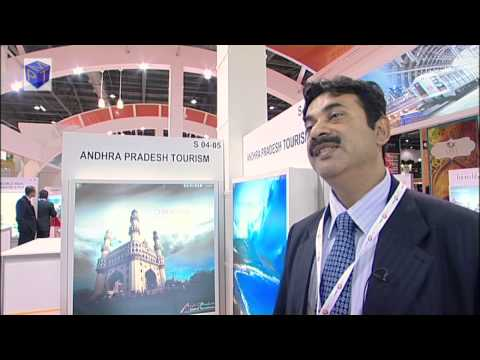Andhra Pradesh at The World Travel Market London Exposure TV