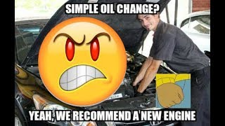 Car Mechanic's Are Extortionist