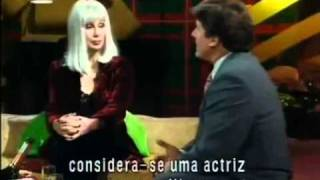 Cher - Portugal TV Show Parabens (1995) Part 2