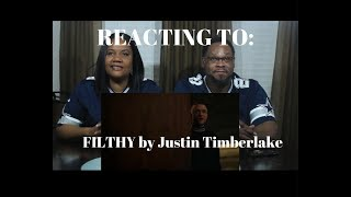 Download Lagu Justin Timberlake - Filthy (Official Video) REACTION Gratis STAFABAND