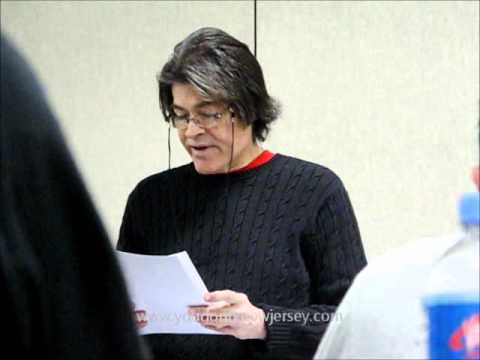 Jack Ketchum : Garden State Horror Writers - February 12th 2011