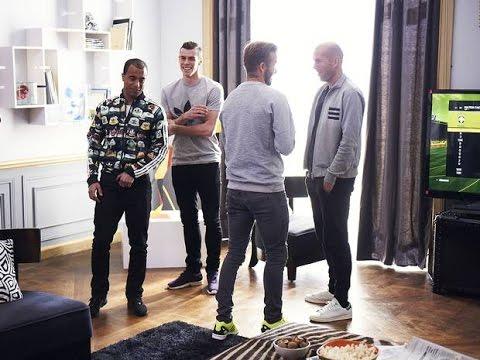 [HD] Bale ● Zidane ● Moura ● Beckham