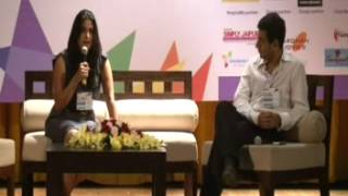 Shagun Chowdhary on Chak De India @ ChaT - Changing Tomorrow, Jaipur