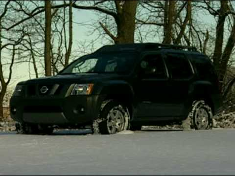 Motorweek Video of the 2005 Nissan Xterra Video