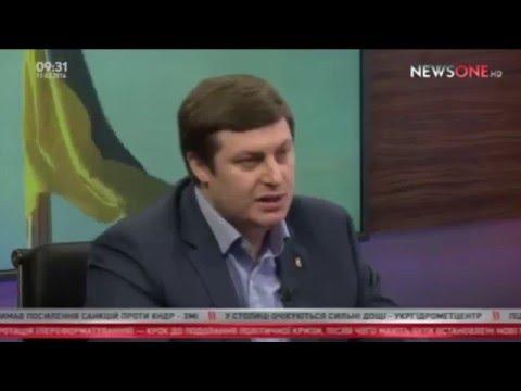 Олег Осуховський про відставку уряду як вимогу всього суспільства
