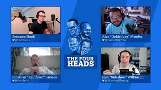 The Four Heads: Area 51 is ON