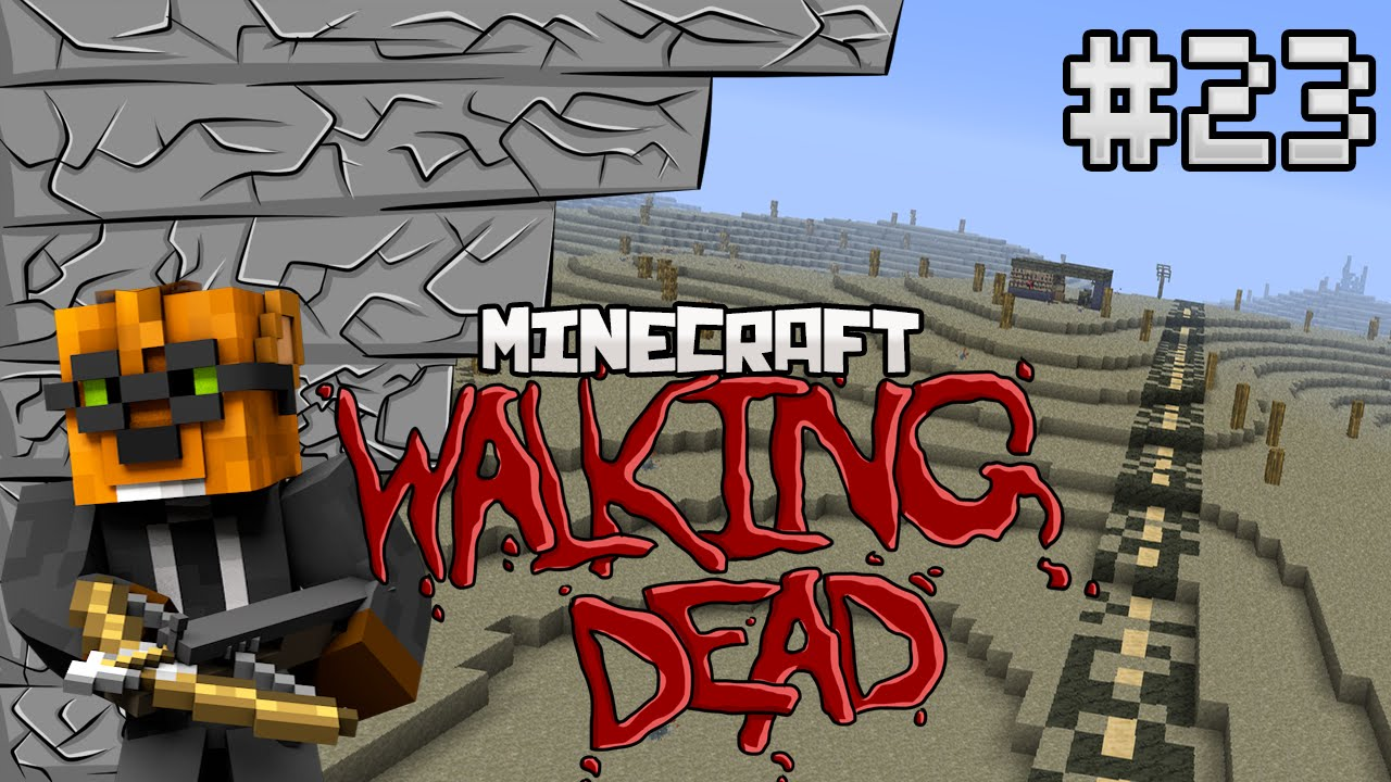 The walking dead 23 crafting dead minecraft server for Crafting dead server download