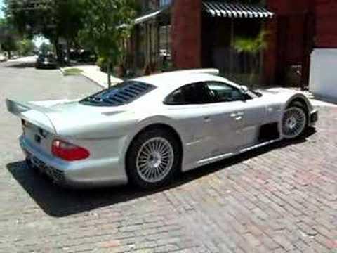 Mercedes Benz CLK-GTR #1 0f 25