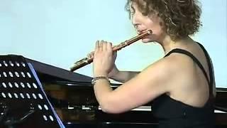 Ph. Gaubert: Madrigal. Flute: Anna-Majlinda Spiro, Piano: Amir Xhakoviq