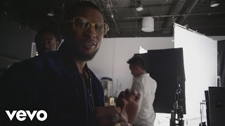 Usher - No Limit (Behind The Scenes)