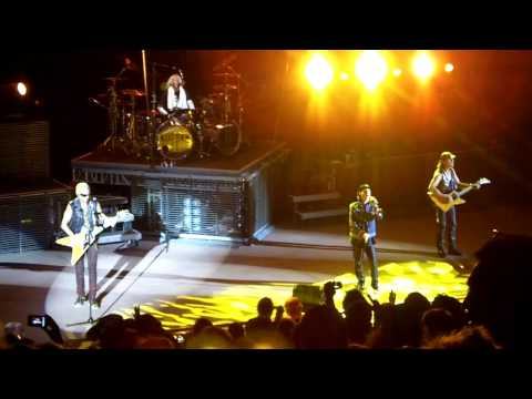 Scorpions - Holiday - (Live Red Rocks Colorado 2012)
