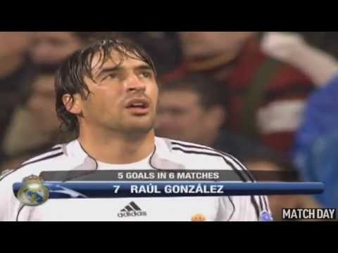Real Madrid vs Bayern Munich 3-2 - All Goals & Extended Highlights - Champions League 20/02/2007 HD thumbnail