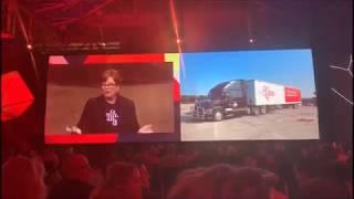 Mary Tennant fala sobre os Incêndios em Portugal na FR19 New Orleans