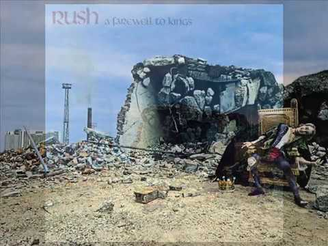 Rush ~a Farewell To Kings   Hemispheres [full Albums] video