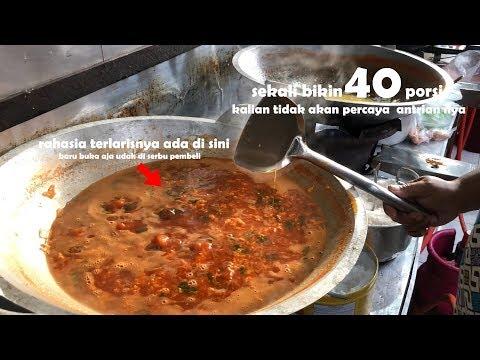 ENAK KEBANGETAN !! RAME BANGET BANYAK YG RELA ANTRI DEMI INI | INDONESIA STREET FOOD #443