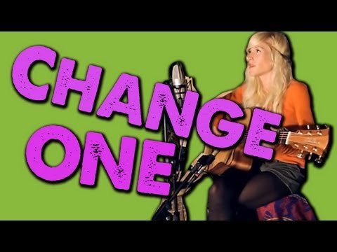 CHANGE ONE - Sarah Blackwood (original) Music Videos