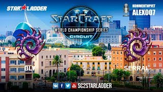 2018 WCS Valencia — Group Round 3: Bly (Z) vs Serral (Z)