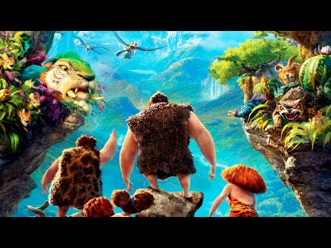 The Croods Trailer 2012 Dreamworks 2013 Movie – Official Teaser [HD]