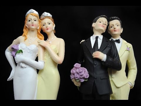 Scary Gay Marriage Ad