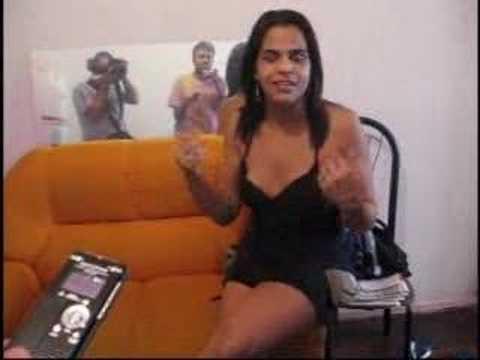 Entrevista com a travesti que comeu Ronaldinho