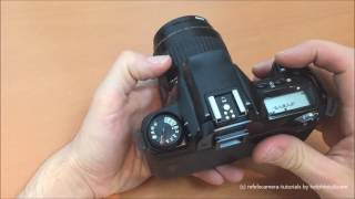 01. Canon EOS 3000 - Review and tutorial