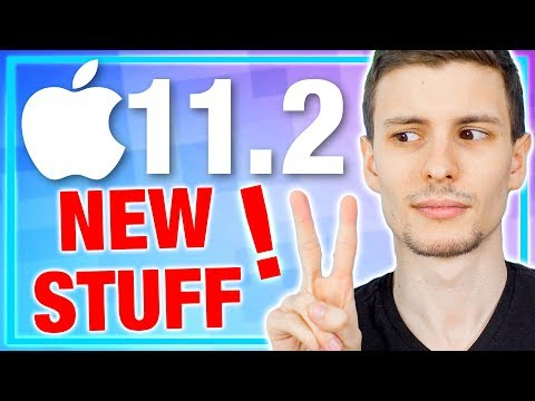 Best New Features in iOS 11.2!