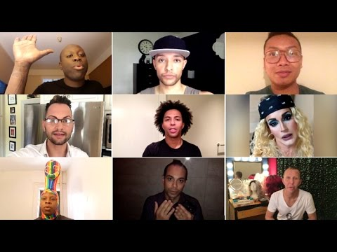 RuPaul's Drag Race Queens: #WeAreOrlando