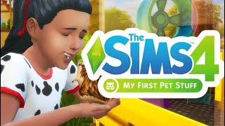 download musica MY FIRST PET STUFF + GAME PLAY & NEW DEATH THE SIMS 4