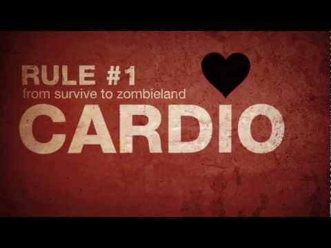Kinetic Typography - Zombieland Rules