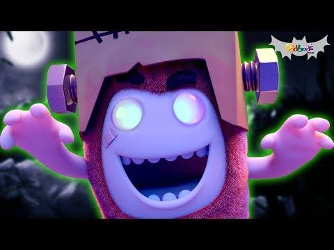 A FESTA DOS MONSTROS | Oddobods Especial de Halloween | Trailer Oficial