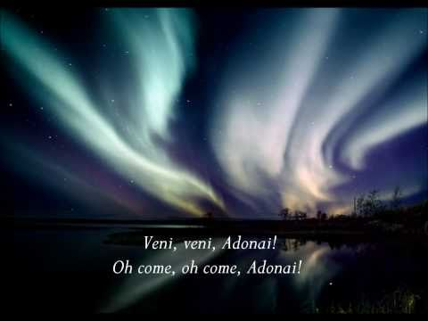 Veni, Veni, Emmanuel - with lyrics Music Videos