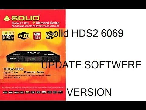 Solid 6069 set top box  software kaise kare l Solid 6069 सेटअप बॉक्स को सॉफ्टवेयर कैसे करें